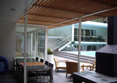 Uitbreiding en verbouw woonhuis te Bosch en Duin