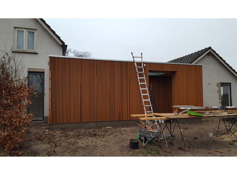Uitbreiding en verbouw woonhuis te Etten-Leur