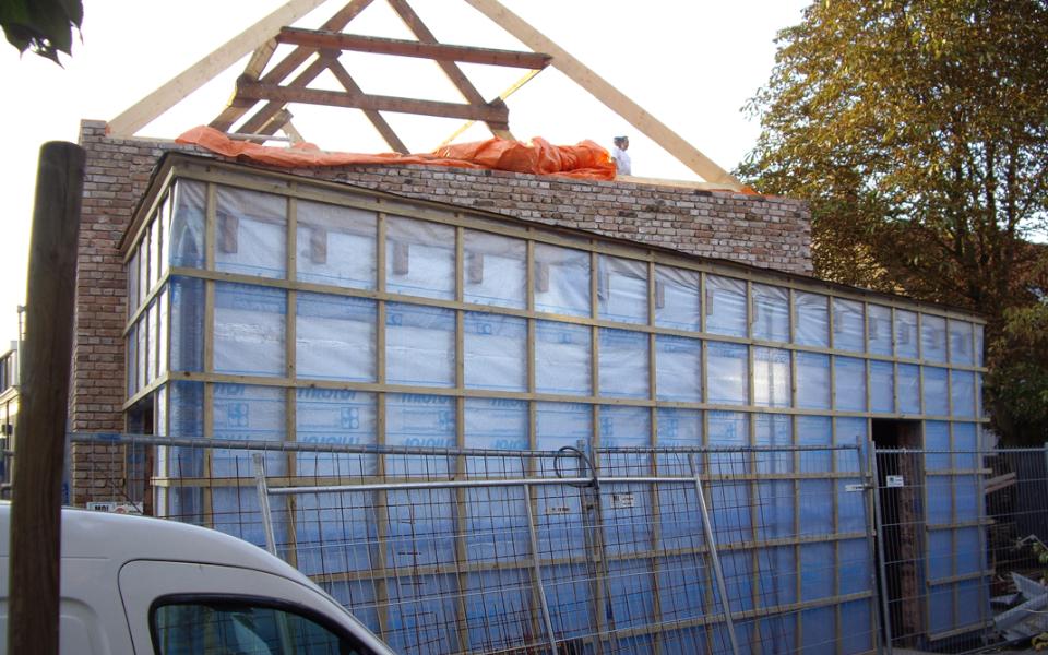Woonhuis in oude veldwachterspost te Breda