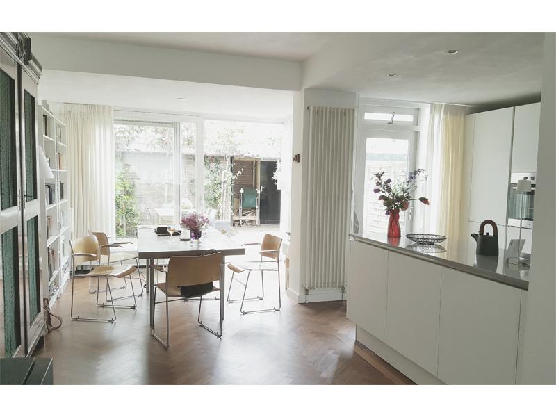 Uitbreiding woonhuis te Tilburg